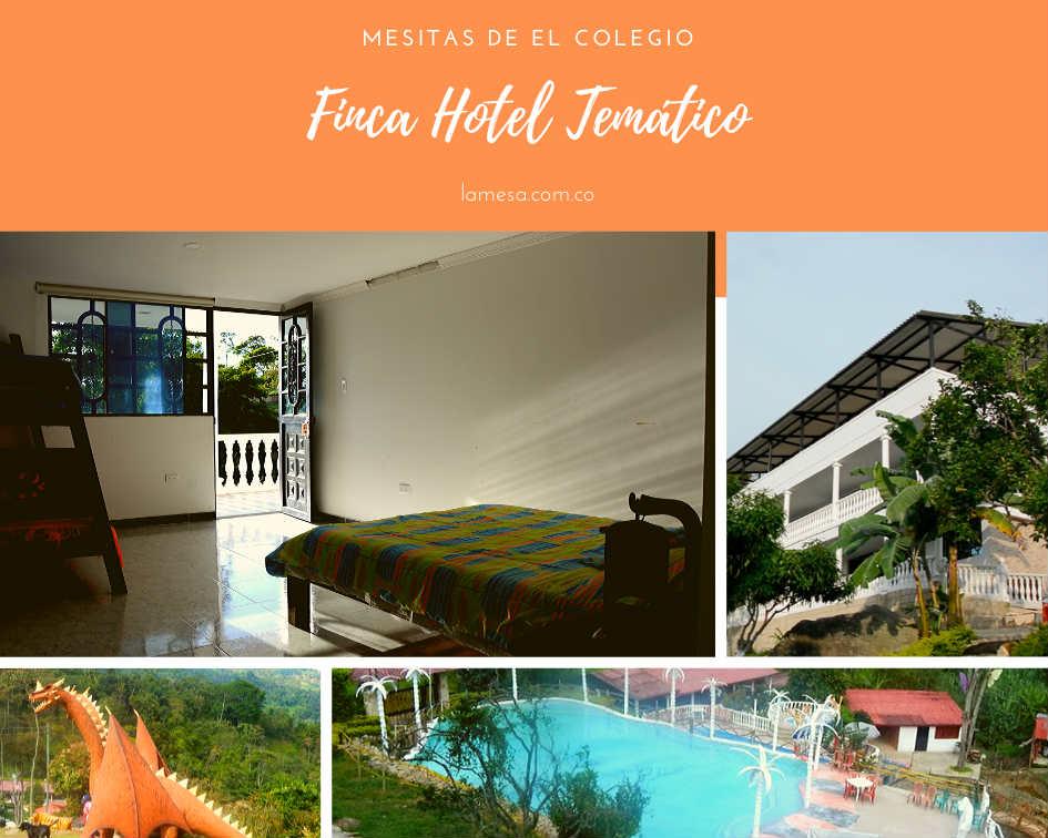 Finca Hotel Mesitas de El Colegio i