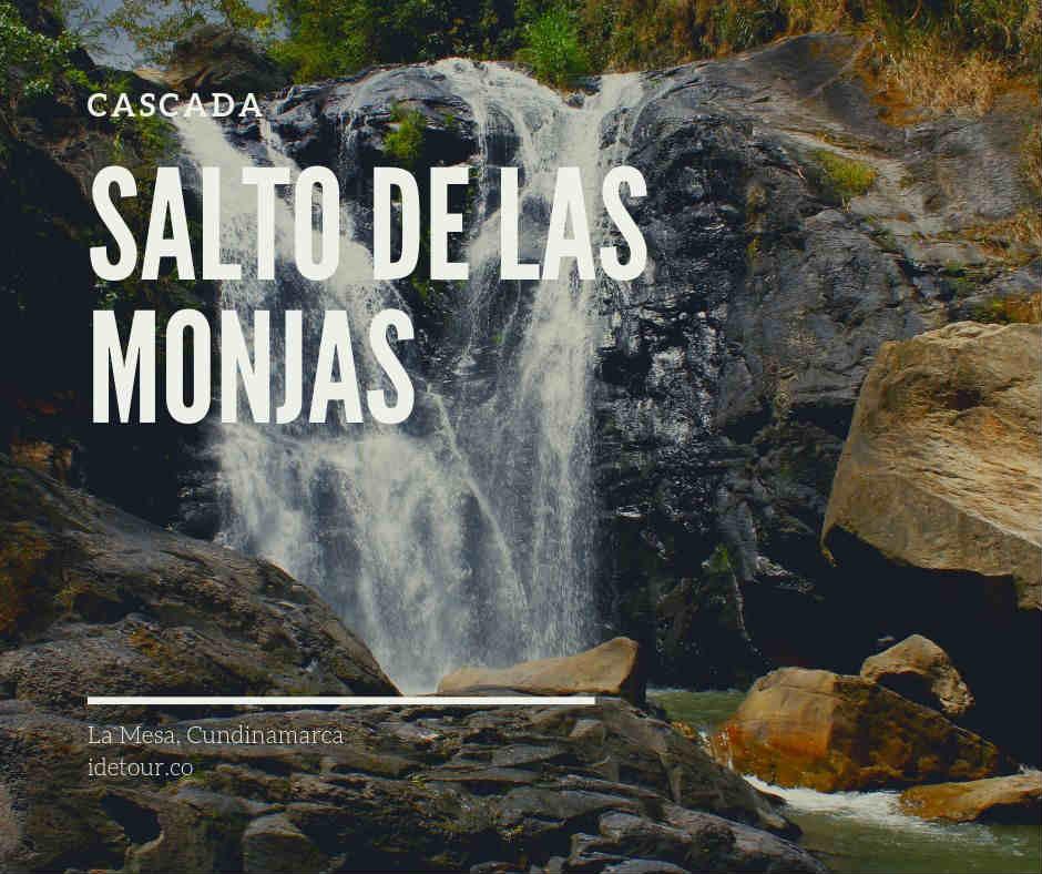 Salto de Las Monjas i